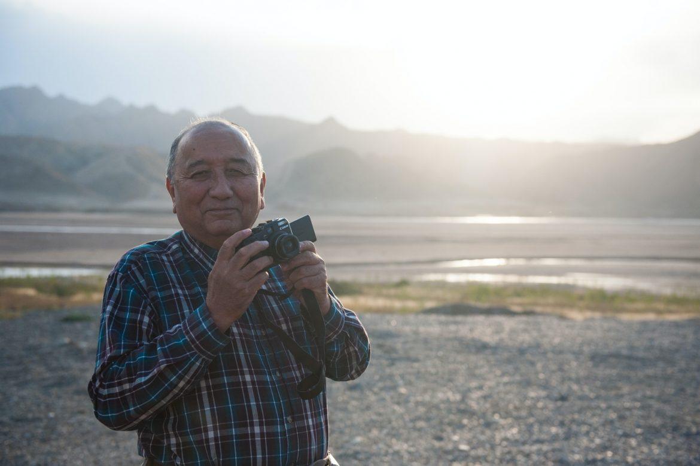 happy retired man - superannuation