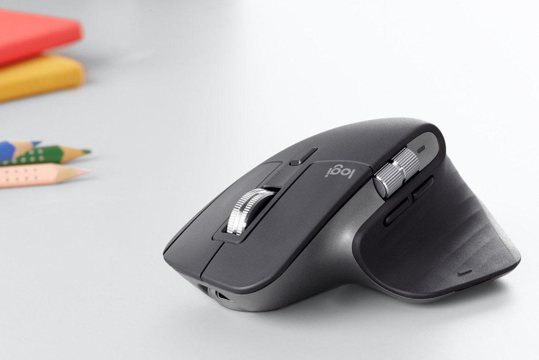 Logitec MX mouse