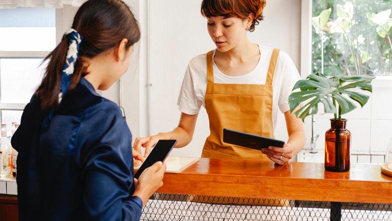 lower merchant fees